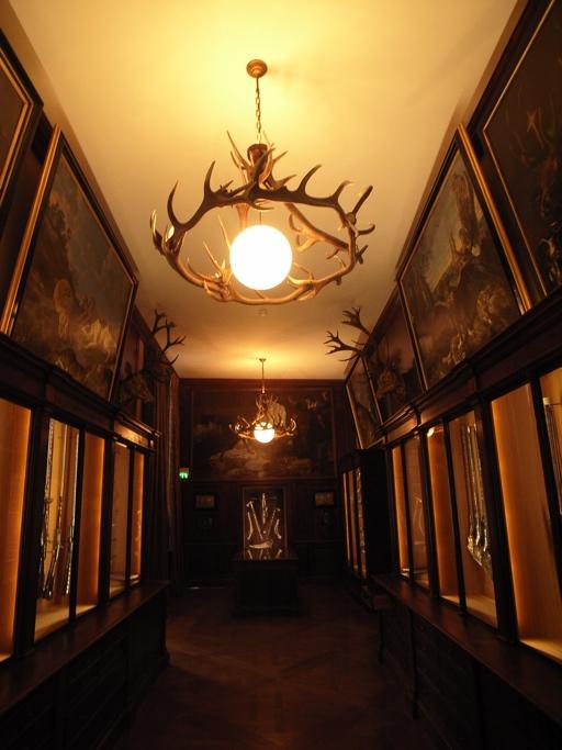 Le musée de la Chasse et de la Nature