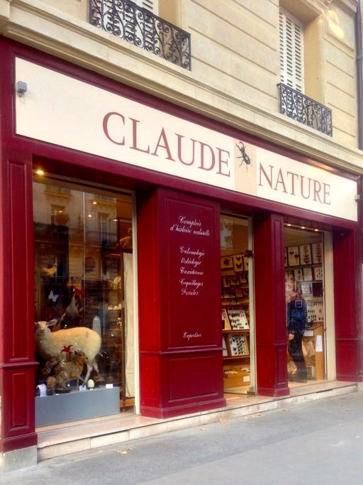Claude Nature